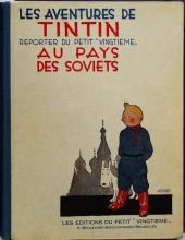 Tintin (Historique) -1- Tintin au pays des soviets