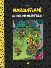 Marsupilami - La collection (Hachette) -0- Capturez un marsupilami !