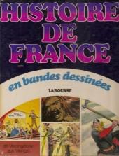 Histoire de France en bandes dessinées -INT1- De vercingétorix aux vikings