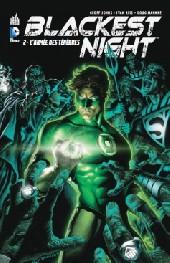 Blackest Night (Urban Comics) -2- L'armée des ténèbres