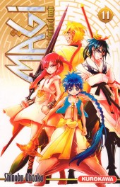 Magi (The labyrinth of magic) -11- Tome 11