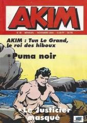 Akim (2e série) -80- Tun le grand, le roi des hiboux