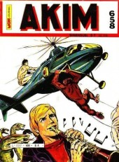 Akim (1re série) -658- Le Joueur de clarinette