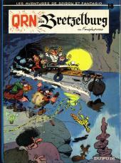 Spirou et Fantasio -18- QRN sur Bretzelburg