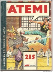 Atémi -215- Le temple du samouraï