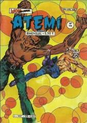 Atémi -175- La messagère de la mafia