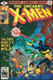 Uncanny X-Men (The) (1963) -128- The action of the tiger!