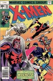 Uncanny X-Men (The) (1963) -104- The gentleman's name is Magneto