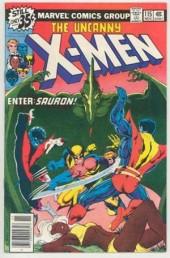 Uncanny X-Men (The) (1963) -115- Visions of death!