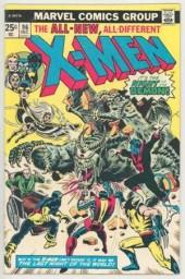 Uncanny X-Men (The) (1963) -96- Night of the demon