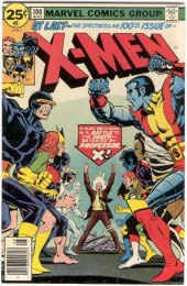 Uncanny X-Men (The) (1963) -100- Greater love hath no X-Man...