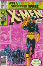 Uncanny X-Men (The) (1963) -138- Elegy