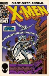 Uncanny X-Men (The) (1963) -AN09- There's no place like home