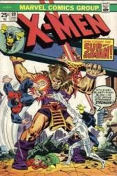 Uncanny X-Men (The) (1963) -89- Now strikes...the sub-Human