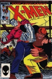 Uncanny X-Men (The) (1963) -183- He'll never make me cry