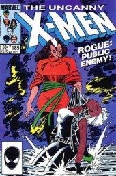 Uncanny X-Men (The) (1963) -185- Public enemy