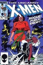 Uncanny X-Men (The) (1963) -185- Public enemy
