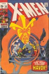 Uncanny X-Men (The) (1963) -58- Mission : murder