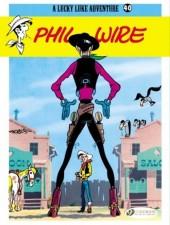 Lucky Luke (en anglais) -840- Phil Wire