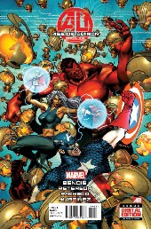 Age of Ultron (2013) -6- Book Six