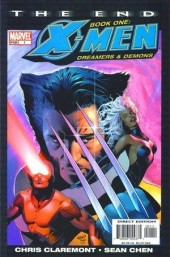 X-Men: The End: Book 1: Dreamers & Demons (2004) -1- The Gathering storm