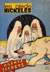 Les pieds Nickelés (3e série) (1946-1988) -54- Les Pieds Nickelés agents secrets