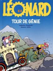 Léonard -44- Tour de génie