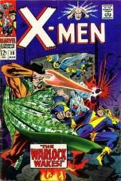 Uncanny X-Men (The) (1963) -30- The Warlock wakes