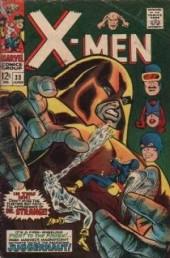 Uncanny X-Men (The) (1963) -33- Into the crimson cosmos