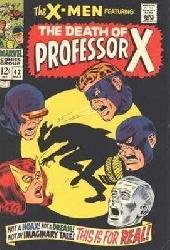 Uncanny X-Men (The) (1963) -42- If I should die