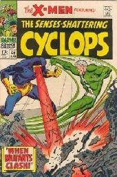 Uncanny X-Men (The) (1963) -45- When mutants clash