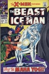 Uncanny X-Men (The) (1963) -47- The Warlock wears three faces