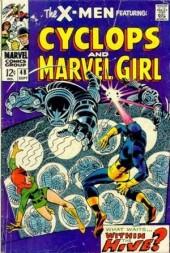 Uncanny X-Men (The) (1963) -48- Beware Computo, commander of the robot hive
