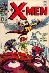 Uncanny X-Men (The) (1963) -49- Who dares Defy... the Demi-men?