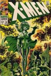 Uncanny X-Men (The) (1963) -50- City of mutants