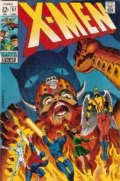 Uncanny X-Men (The) (1963) -51- The devil had a daughter