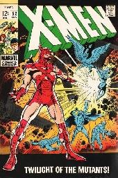Uncanny X-Men (The) (1963) -52- Twilight of the mutants