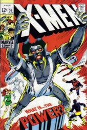 Uncanny X-Men (The) (1963) -56- What is the power ?