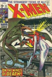 Uncanny X-Men (The) (1963) -61- Monsters also weep