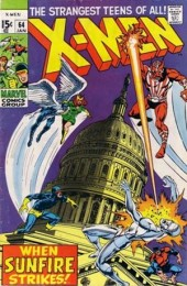Uncanny X-Men (The) (1963) -64- The coming of Sunfire