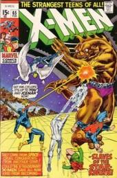 Uncanny X-Men (The) (1963) -65- Before I'd be slave