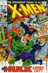 Uncanny X-Men (The) (1963) -66- The mutants and the monster