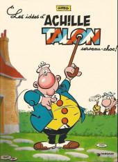 Achille Talon -1b78- Les idées d'Achille Talon cerveau-choc !