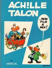 Achille Talon -4c78- Achille Talon... mon fils à moi !