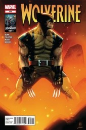 Wolverine (1988) -305- Rot part 1