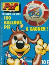 Pif Poche -322- 100 ballons pif à gagner !
