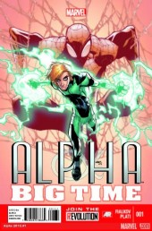 Alpha: Big Time (2013) -1- Issue 1 of 5