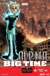 Alpha: Big Time (2013) -3- Issue 3 of 5