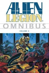 Alien Legion Omnibus (2009) -INT02- Alien Legion Omnibus volume 2