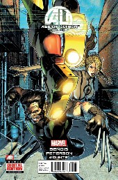 Age of Ultron (2013) -8- Book Eight